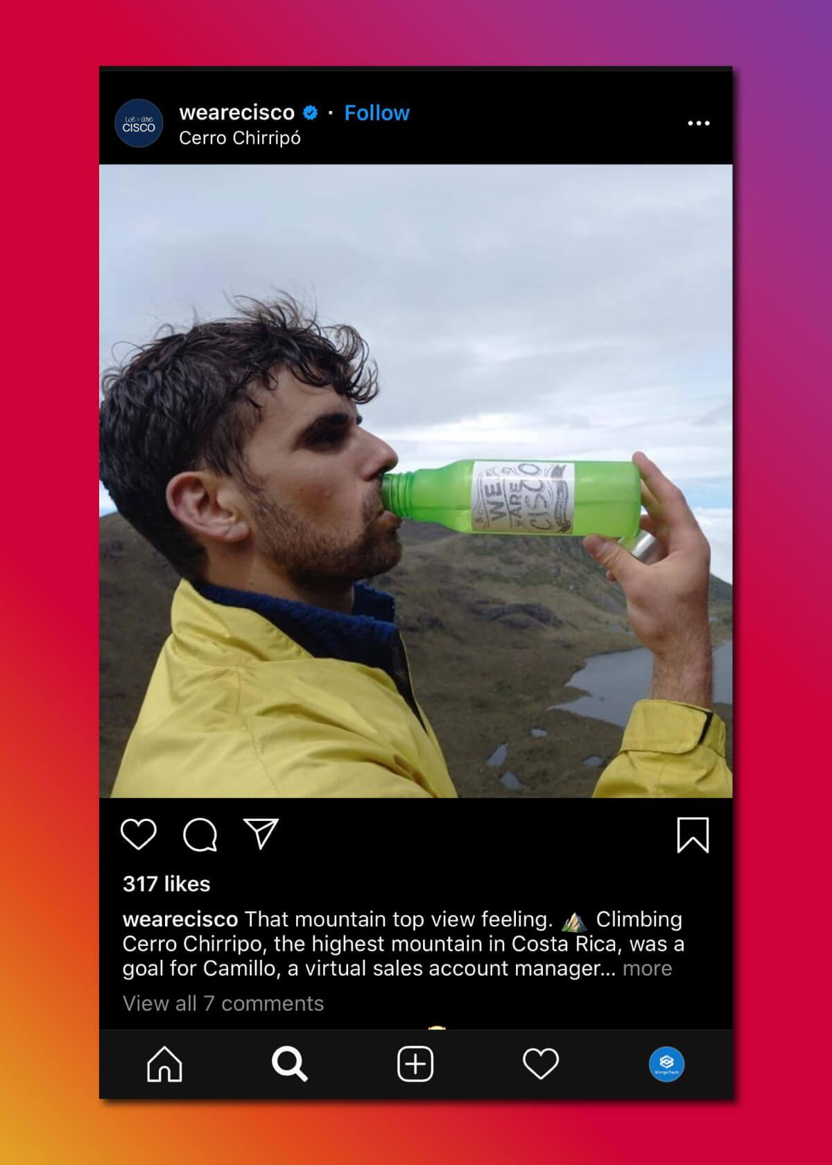 Instagram Marketing Strategy - Promotional Posts