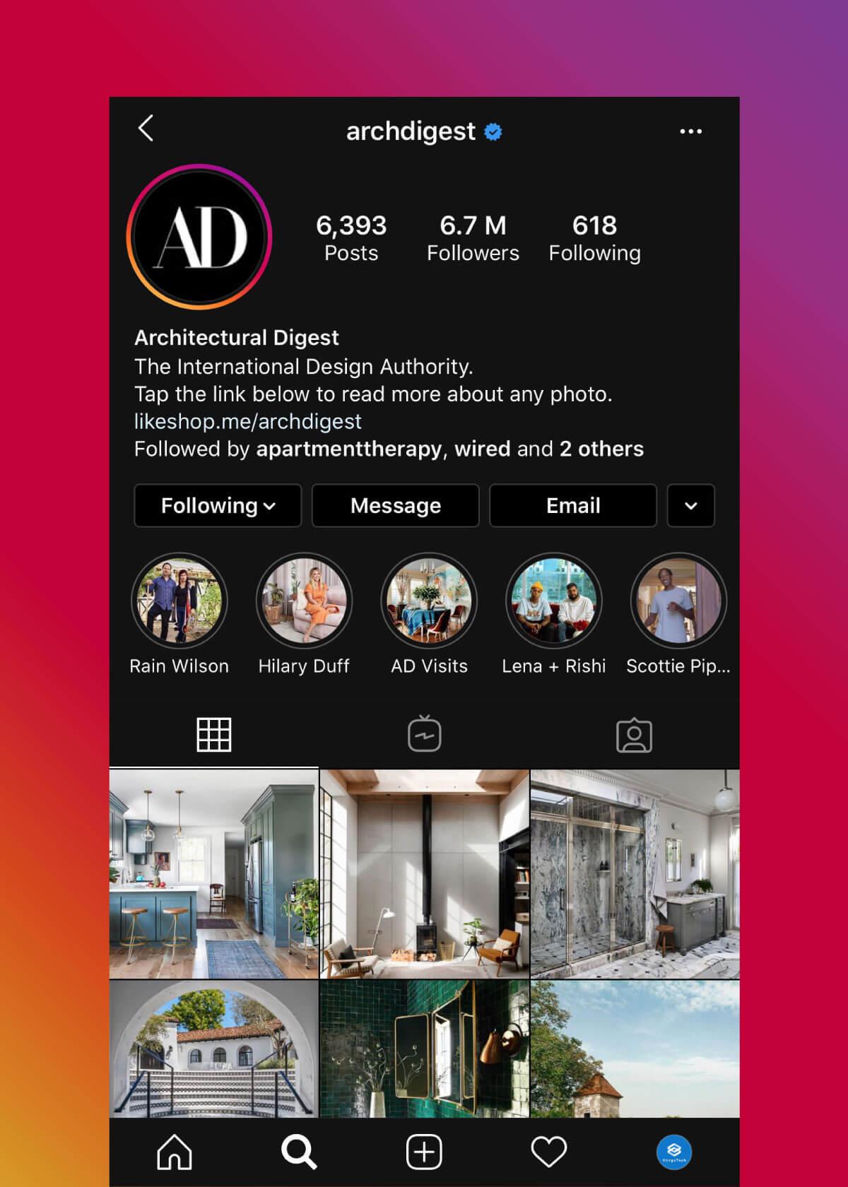 Instagram Marketing Strategy - Setting Up Profile