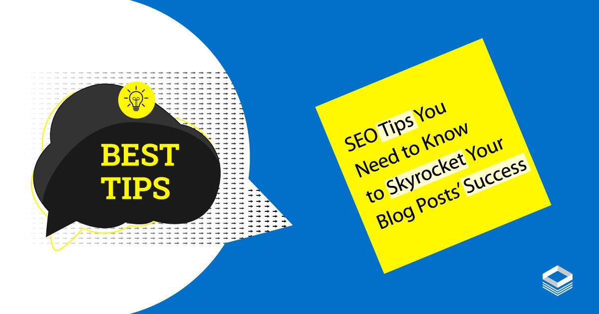 SEO Optimisation Tips for Blog Posts